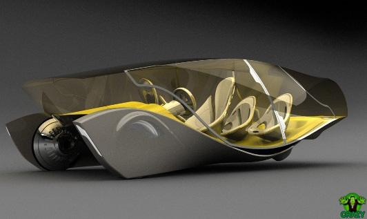 أغرب السيارات Futuristic-car-Daedalus-Concept