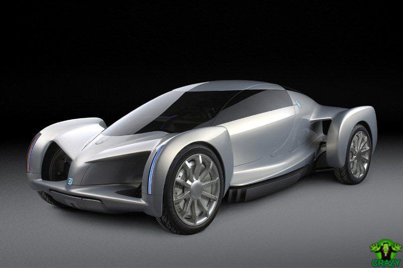 أغرب السيارات Futuristic-car-autonomy-conc