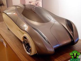 أغرب السيارات Futuristic-car-concept-car-david-beasley