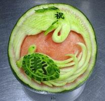 فنانين البطيخ Watermelon_zen