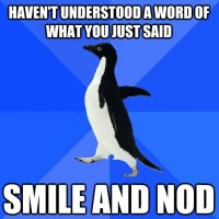 Random Chit-Chat: Noise, Noise, Noise.. - Page 39 Understood-word-said-smile-nod-meme