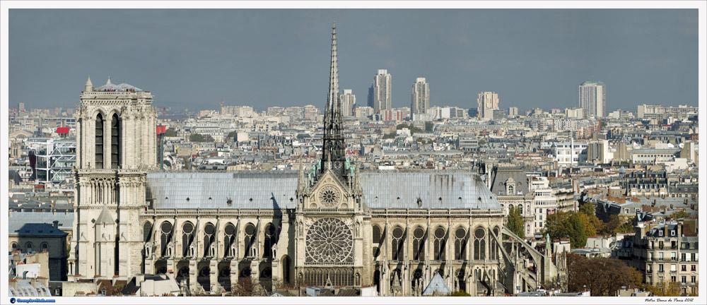 Notre Dame de Paris 2012 Notredame2012