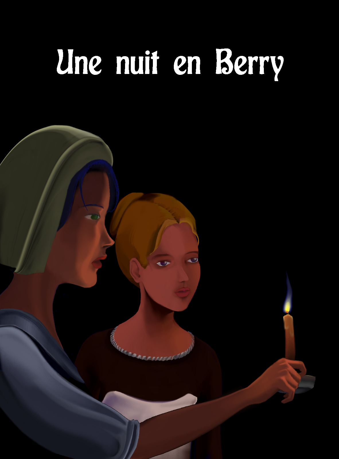 Une nuit en Berry Cover1