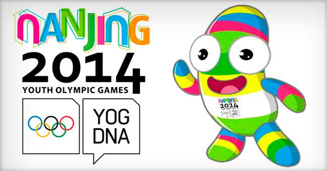 II Juegos Olímpicos de la Juventud de Nankín 2014 YOG1