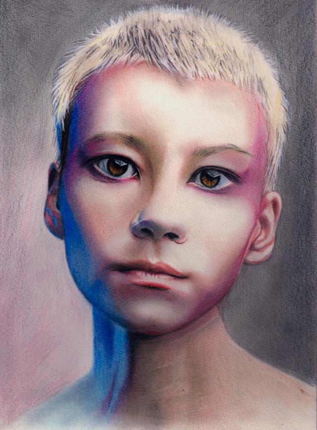 Рисунки цветными карандашами от самоучки Брайана Скотта Pictures_color_pensils_creativing.net_014