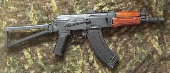 Review AKS-74U CYMA (wood version) 1209113117