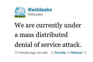 DDoSтавалы. 10 самых резонансных DDoS-атак WikiLeaks