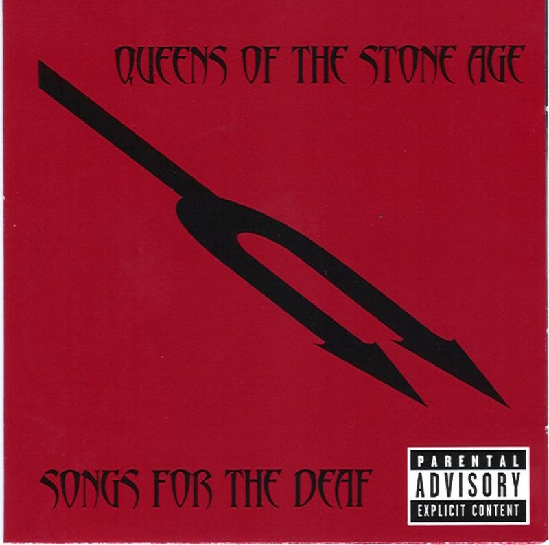 Ce que vous écoutez  là tout de suite - Page 4 Queens_Of_The_Stone_Age___Songs_For_The_Deaf__Front_