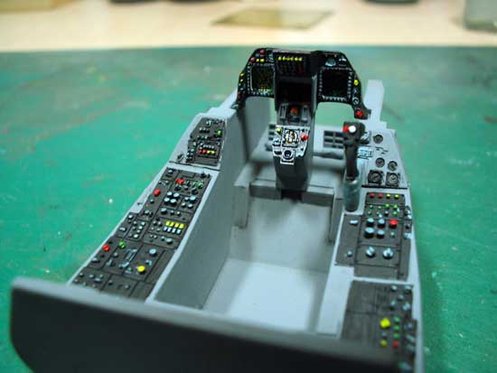 peinture - F16 F16-001
