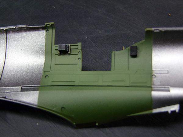 jeep indochine - spitfire indochine au 1/32éme Cockpit02