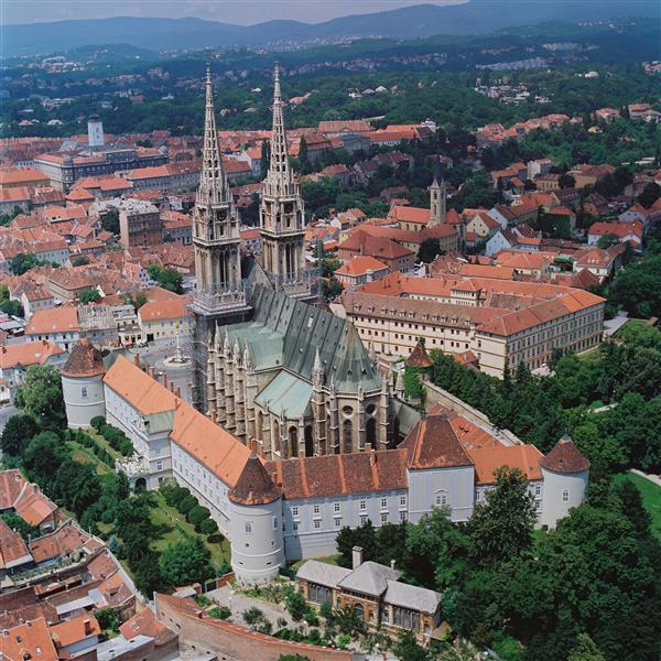 Fotografije vjerskih objekata Zagreb-Cathedral