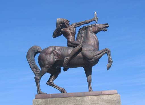 Vajarstvo-skulpture Indian1