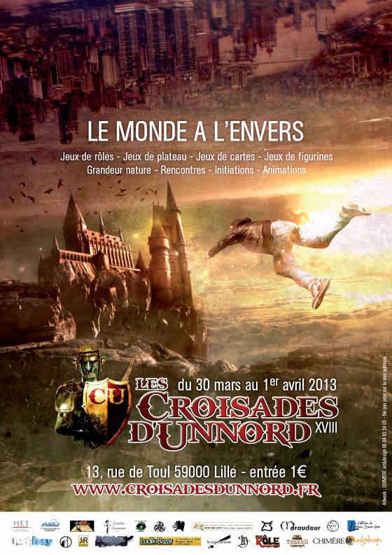 Les Croisades d'unnord à LILLE du 30 au 1er Avril 2013 CUXVIII-V11