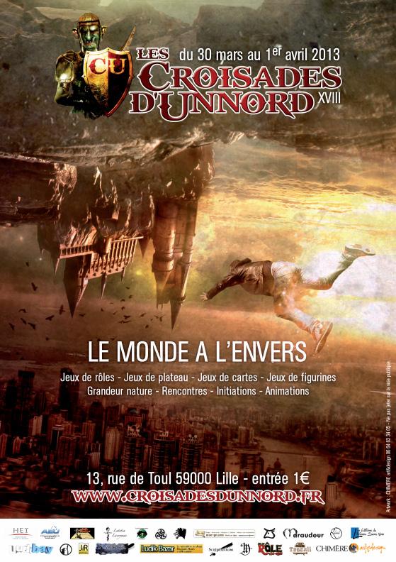 Les Croisades d'unnord à LILLE du 30 au 1er Avril 2013 CUXVIII-V21