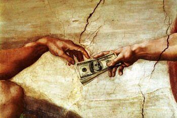 STARI-NOVI SVJETSKI POREDAK-ŠTO JE TO DEMOnKRACIJA(DEMOKRADIJA)? Bog_novac