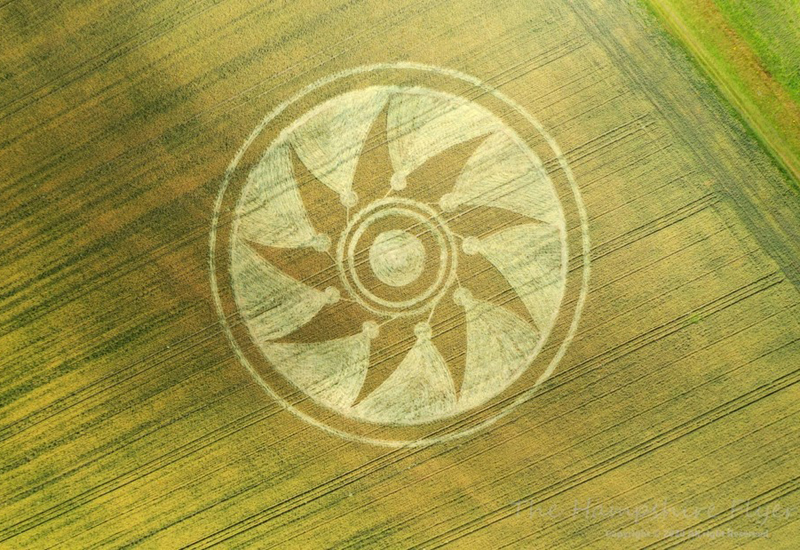 crop circles 2020 - Page 2 Hampshire26072020b