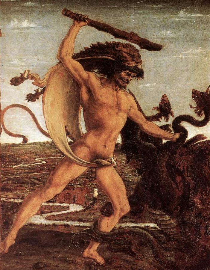 Mitología griega - Página 3 Hercules