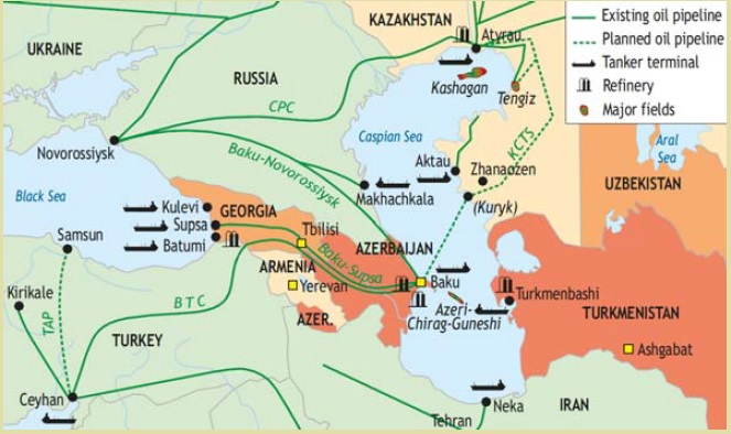 #13 - Main news thread - conflicts, terrorism, crisis from around the globe - Page 2 Pipelines_Caspian_Black_Sea