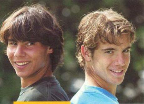 ¿Cuánto mide Richard Gasquet? - Altura - Real height Nadal%20gasquet