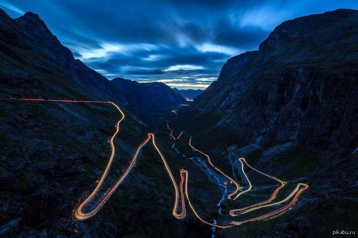 Роскошные пейзажи Норвегии - Страница 6 1377152467_845471045