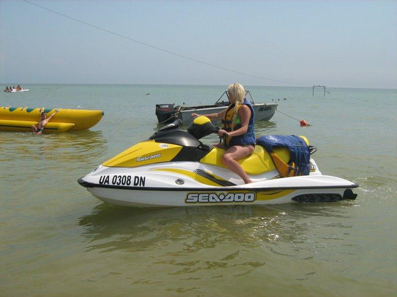 Мои путешествия. Елена Руденко. Чёрное море. Украина. Лазурное. 2010г. Y_57fc9e1f