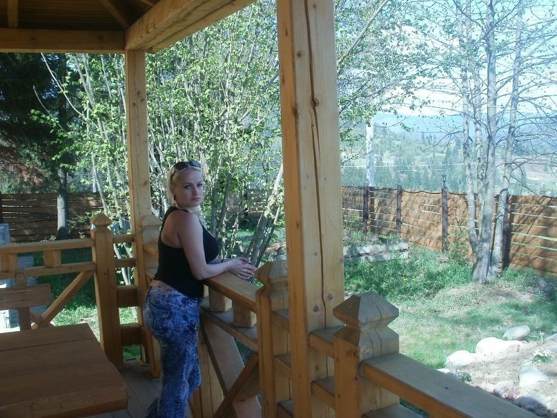 Мои путешествия. Елена Руденко. Карпаты. Славское.  май 2011г. Y_2e2657b3
