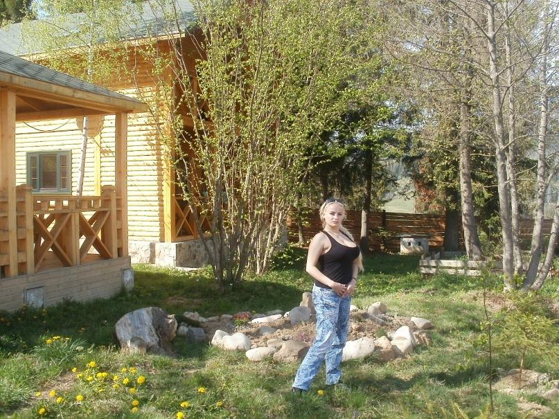 Мои путешествия. Елена Руденко. Карпаты. Славское.  май 2011г. Y_d60841b6