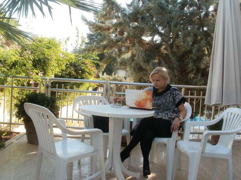 Мои путешествия. Елена Руденко. Турция. Кемер. 2011 г. Y_022babef