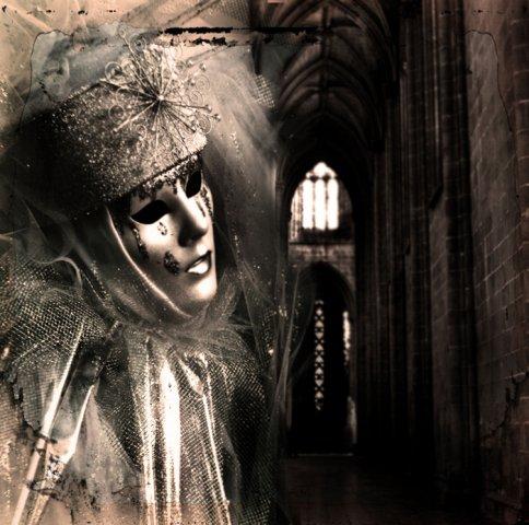 Венецианские маски X_053b765c
