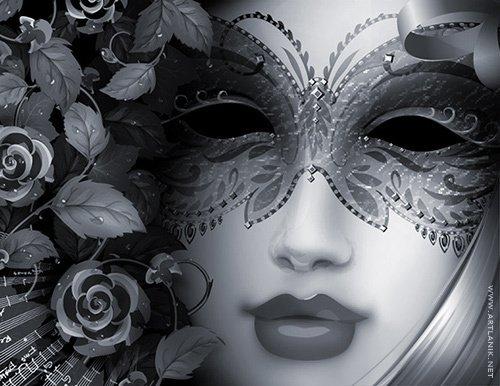 Венецианские маски X_3cd671bd