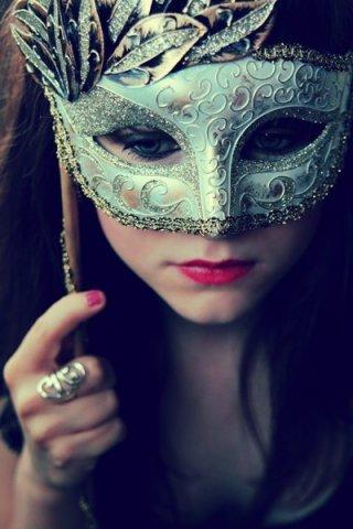 Венецианские маски X_4bb0c4b2