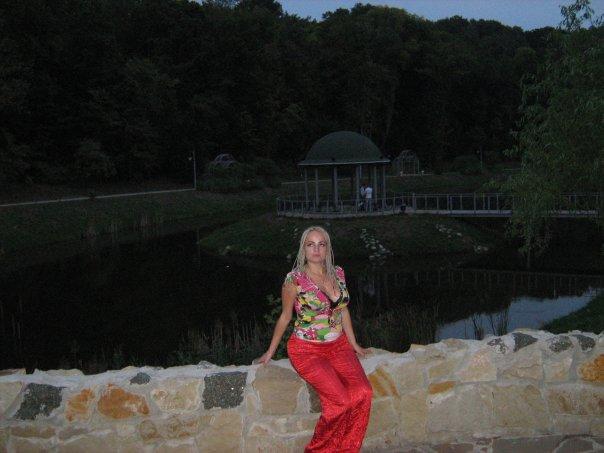 Мои путешествия. Елена Руденко. Феофания - историческая местность на окраине Киева. 2009 г. X_48c0cb59