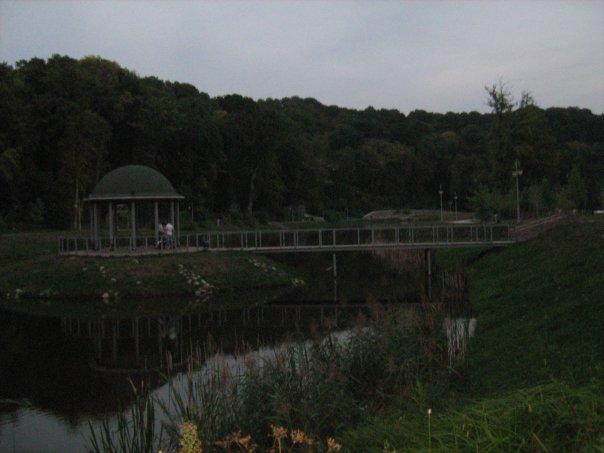 Мои путешествия. Елена Руденко. Феофания - историческая местность на окраине Киева. 2009 г. X_e11d8c11