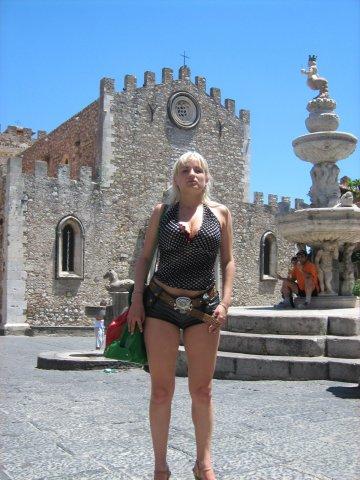 Мои путешествия. Елена Руденко. Сицилия. 2008г. X_c16a8cde