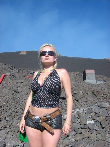 Мои путешествия. Елена Руденко. Вулкан Этна. 2008г. X_ae2c93a1