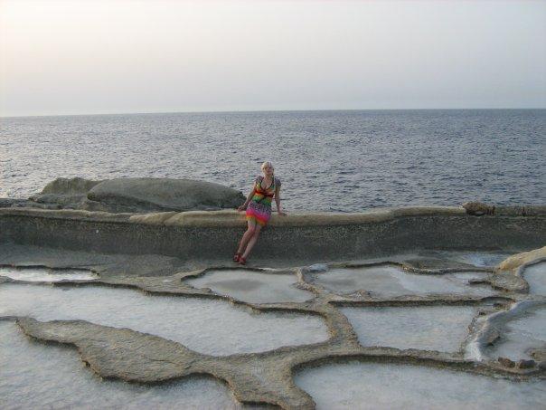 Мои путешествия. Елена Руденко. Остров Гозо. 2008г. X_3b3b0c94