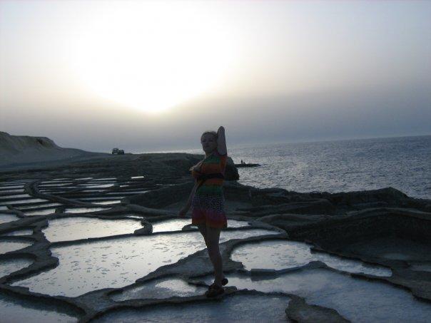 Мои путешествия. Елена Руденко. Остров Гозо. 2008г. X_b1882872