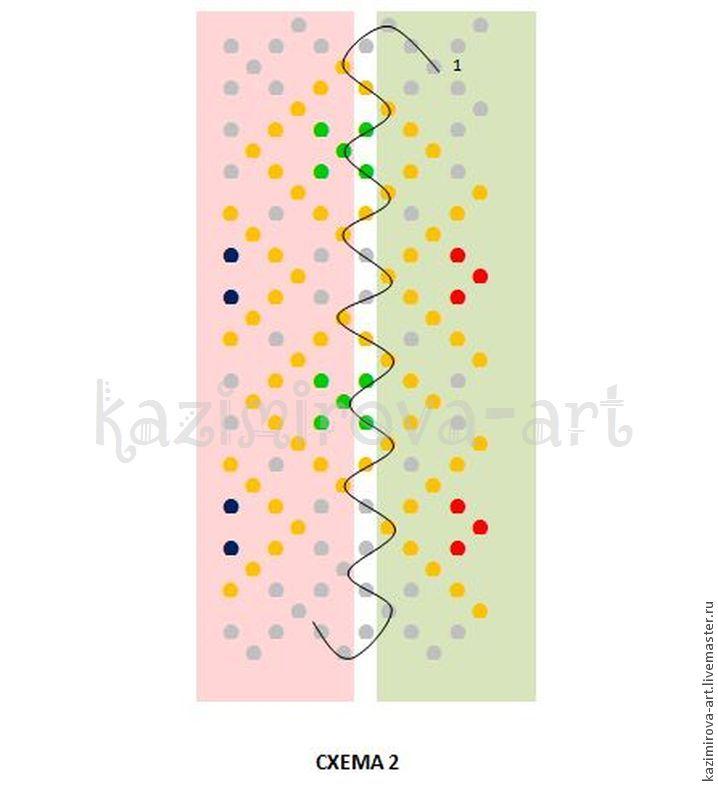 Оплетение бисером к Пасхе 150310193232-1