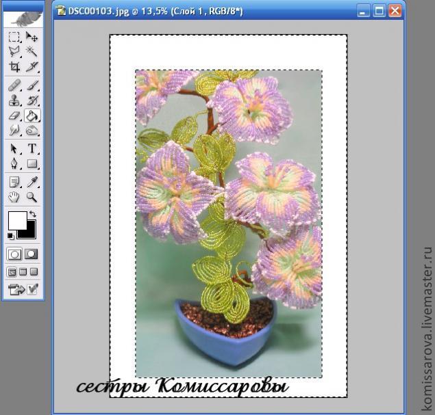 Эффект объемной картинки в фотошопе - это просто! 120122230611