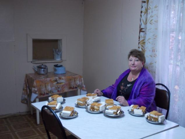 Благотворительный  МК  Ольги Кандыбенко 130920050410