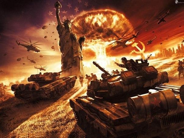 ما هى نوع العلاقة بين امريكا و روسيا ؟ X_1a1a14b3