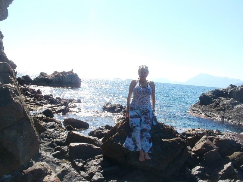Мои путешествия. Елена Руденко. Остров Фасалис. 2011 г. Rao5tbPlGPA