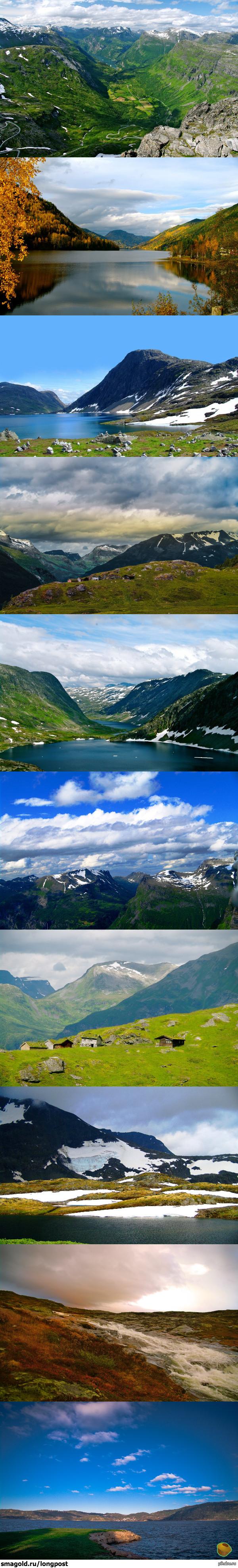 Роскошные пейзажи Норвегии - Страница 6 1424172661_1764094867