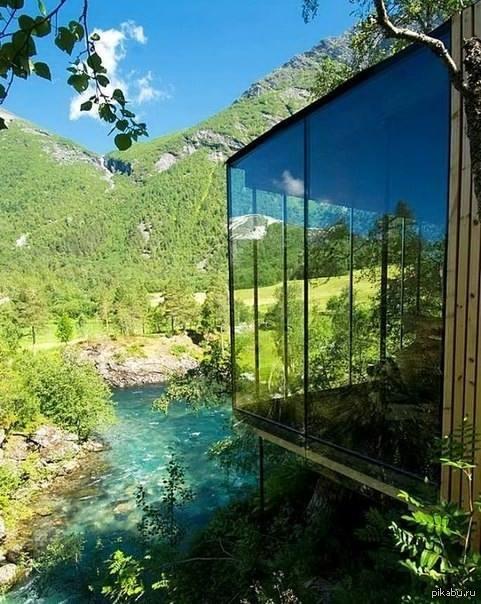 Роскошные пейзажи Норвегии - Страница 6 1441672166_327193815