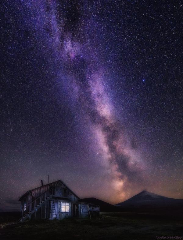 Звёздное небо и космос в картинках - Страница 4 145211102017245583