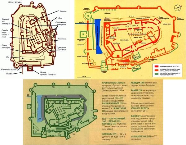 Крак де Шевалье – неприступная твердыня великого ордена госпитальеров 145273980719751472