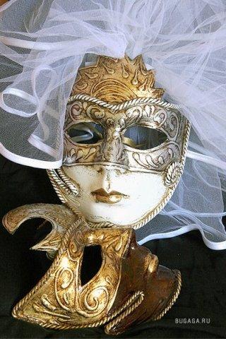 Венецианские маски - Страница 2 X_794f9f00
