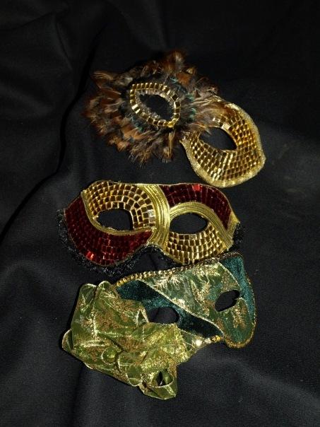 Венецианские маски - Страница 2 X_d113929e
