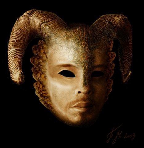 Венецианские маски X_6223bccc
