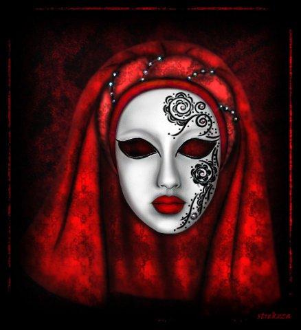 Венецианские маски X_8b9be8e7